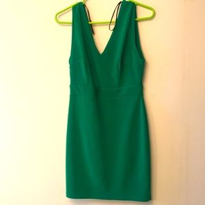 Forever 21 SEXY green dress